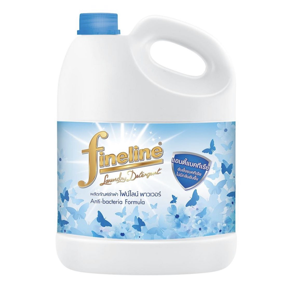 Nước giặt Fineline 3000ml ( Xanh )