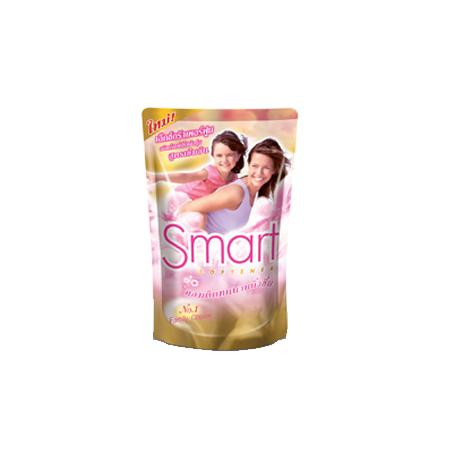Nước xả vải hương nước hoa Smart 500ml (Vàng)