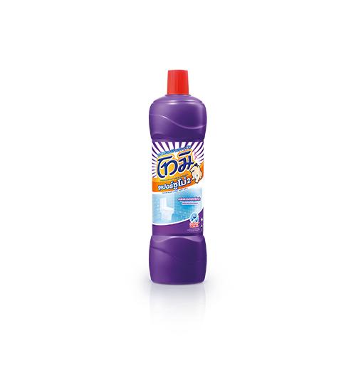 Nước tẩy rửa vệ sinh Tomi 850ml (Tím)