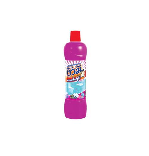 Nước tẩy rửa vệ sinh Tomi 850ml (Hồng)