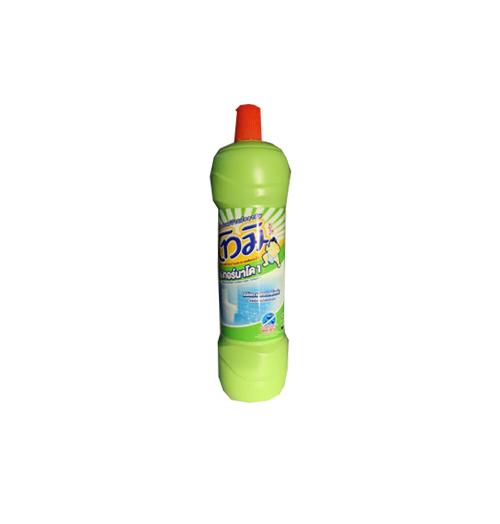 Nước tẩy rửa vệ sinh Tomi 850ml (Xanh)
